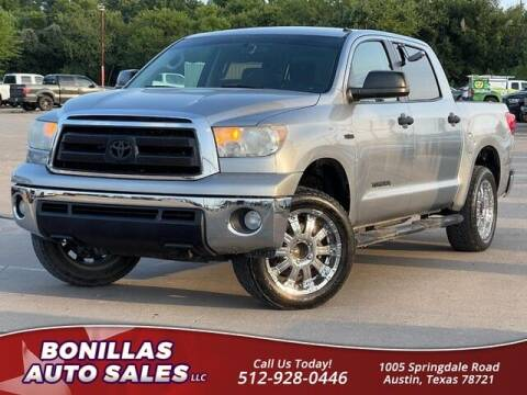 2011 Toyota Tundra for sale at Bonillas Auto Sales in Austin TX