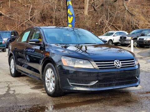 2015 Volkswagen Passat for sale at FAYAD AUTOMOTIVE GROUP in Pittsburgh PA