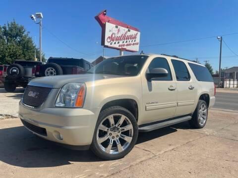 2012 GMC Yukon XL for sale at Southwest Car Sales in Oklahoma City OK