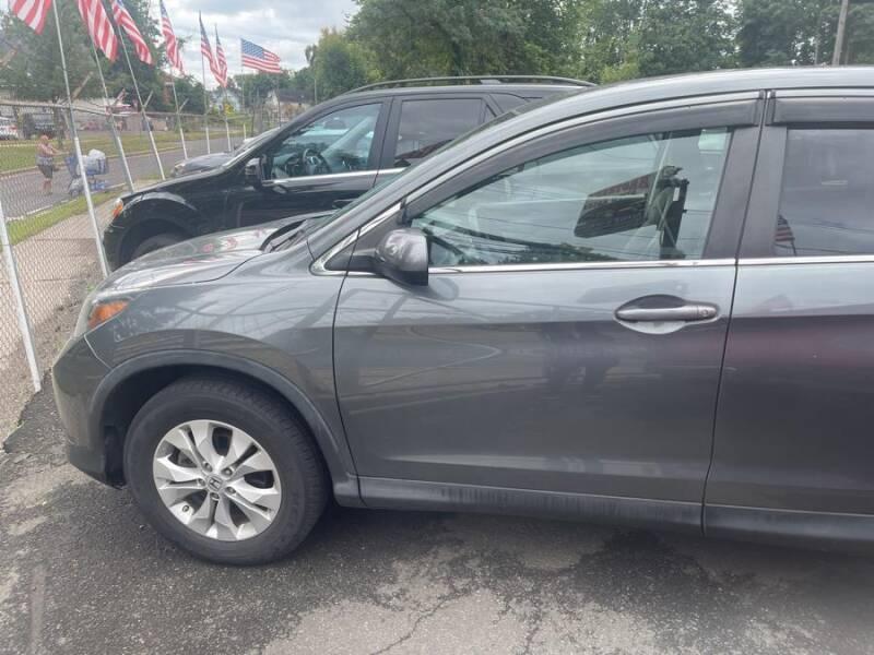 2013 Honda CR-V for sale at Car VIP Auto Sales in Danbury CT