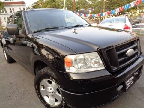 2006 Ford F-150 for sale at Yosh Motors in Newark NJ