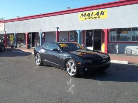 2013 Chevrolet Camaro for sale at Atayas Motors INC #1 in Sacramento CA