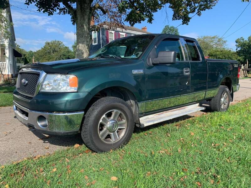 2007 Ford F-150 for sale at PUTNAM AUTO SALES INC in Marietta OH