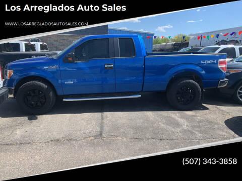 2014 Ford F-150 for sale at Los Arreglados Auto Sales in Worthington MN