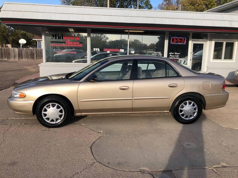 2004 Buick Century for sale at Midtown Motors in North Platte NE
