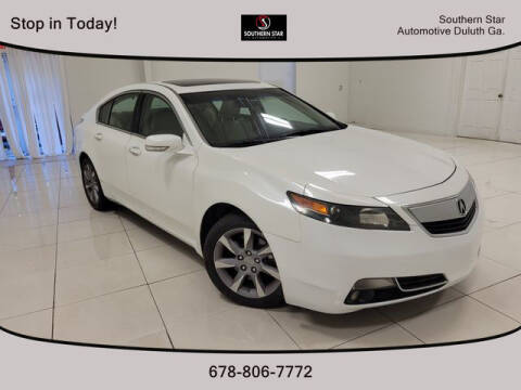 2013 Acura TL for sale at Southern Star Automotive, Inc. in Duluth GA