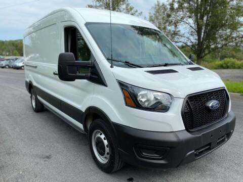 2021 Ford Transit Cargo for sale at HERSHEY'S AUTO INC. in Monroe NY