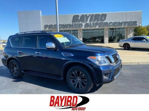 2020 Nissan Armada for sale at Bayird Truck Center in Paragould AR