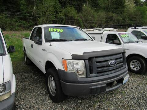 2012 Ford F-150 for sale at Royal Auto Sales, LLC in Algona WA