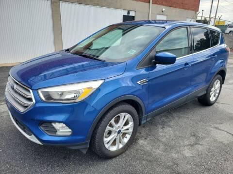 2017 Ford Escape for sale at Atlanta's Best Auto Brokers in Marietta GA