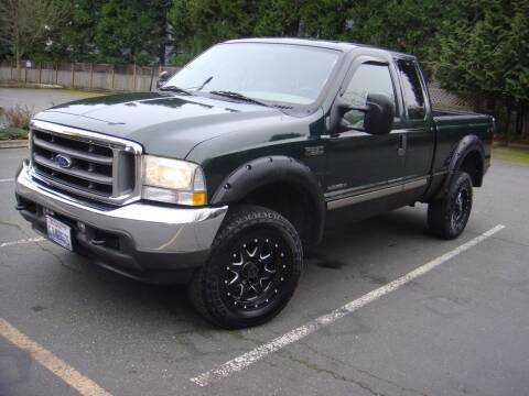 2003 Ford F-350 Super Duty for sale at Western Auto Brokers in Lynnwood WA