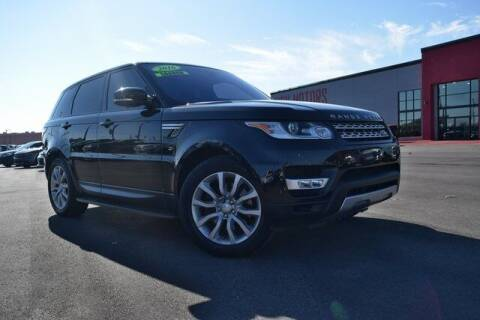 2016 Land Rover Range Rover Sport for sale at Indy Motors Inc in Indianapolis IN