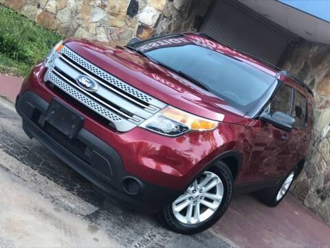 2015 Ford Explorer for sale at Atlanta Prestige Motors in Decatur GA