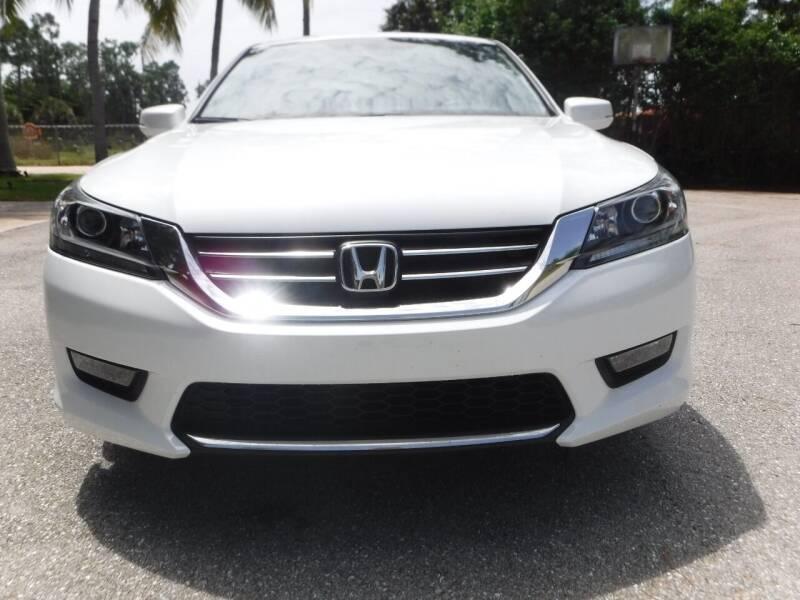 2014 Honda Accord for sale at Seven Mile Motors, Inc. in Naples FL