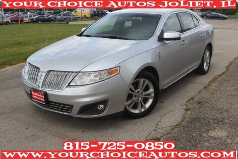 2010 Lincoln MKS for sale at Your Choice Autos - Joliet in Joliet IL