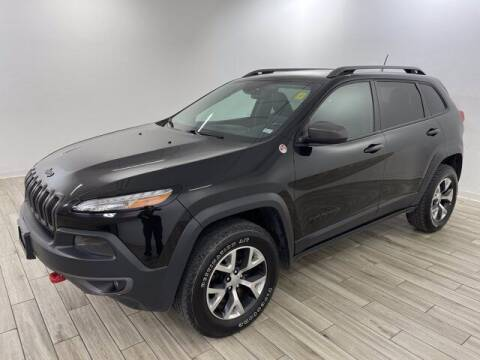 2015 Jeep Cherokee for sale at TRAVERS GMT AUTO SALES - Traver GMT Auto Sales West in O Fallon MO