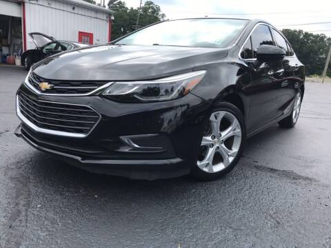 2017 Chevrolet Cruze for sale at Certified Auto Exchange in Keyport NJ