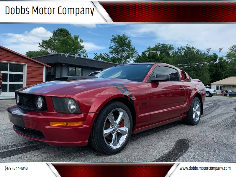 2006 Ford Mustang for sale at Dobbs Motor Company in Springdale AR