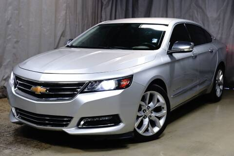 2017 Chevrolet Impala for sale at Fincher's Texas Best Auto & Truck Sales in Houston TX