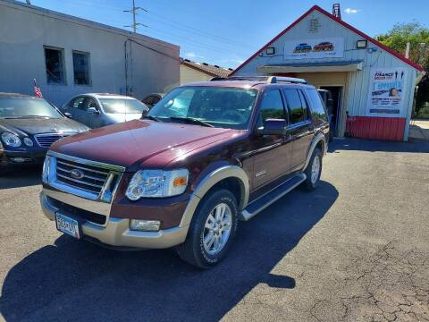 2006 Ford Explorer for sale at Rochester Auto Mall in Rochester MN