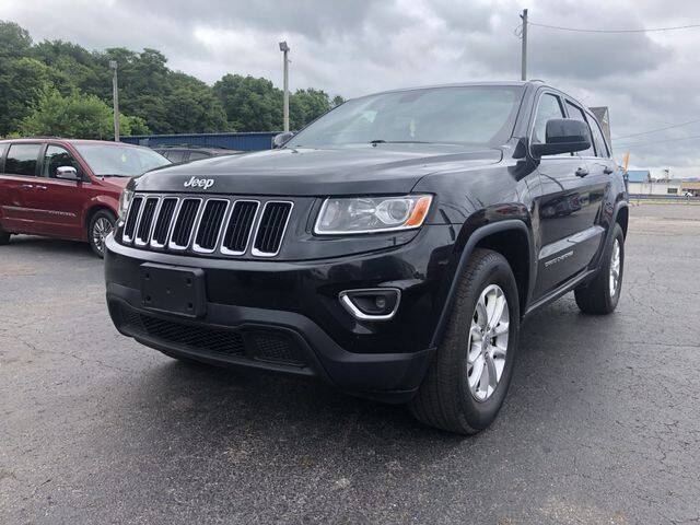 2015 Jeep Grand Cherokee for sale at Instant Auto Sales in Chillicothe OH
