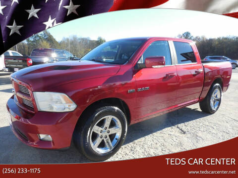 2010 Dodge Ram Pickup 1500 for sale at TEDS CAR CENTER in Athens AL
