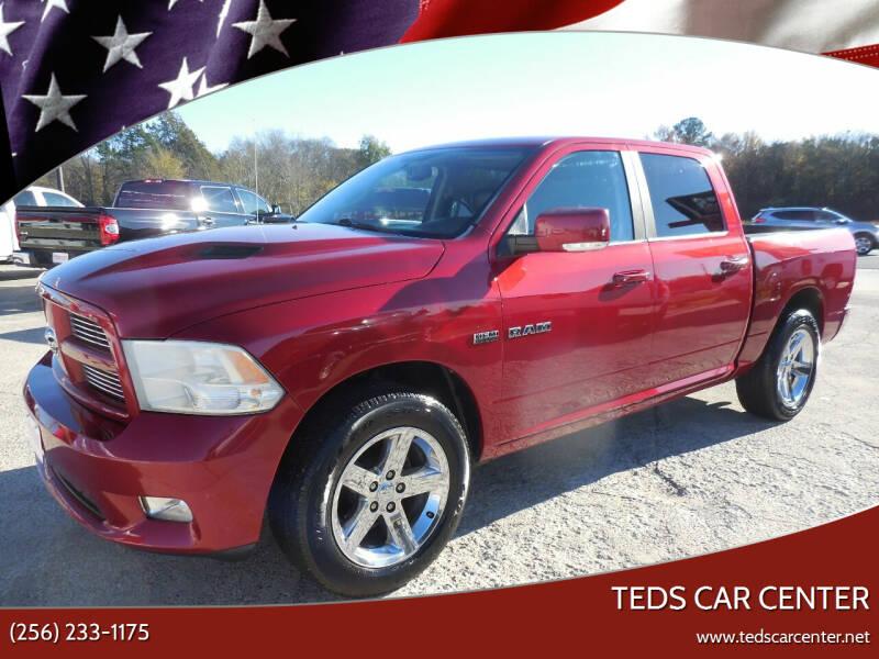 2010 Dodge Ram Pickup 1500 for sale at TEDS CAR CENTER in Athens AL
