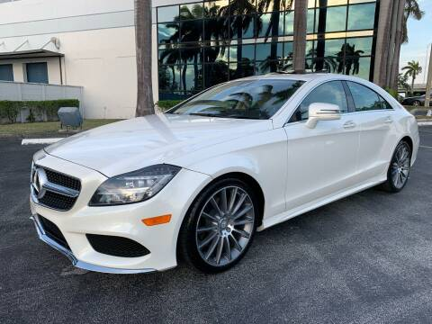 2016 Mercedes-Benz CLS for sale at Top Trucks Motors in Pompano Beach FL