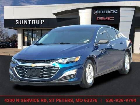 2019 Chevrolet Malibu for sale at SUNTRUP BUICK GMC in Saint Peters MO