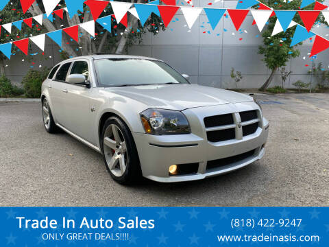 2006 Dodge Magnum for sale at Trade In Auto Sales in Van Nuys CA