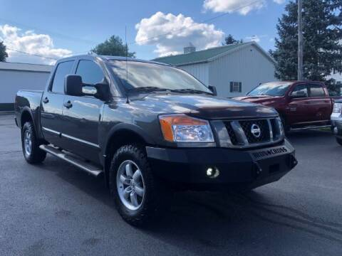 2011 Nissan Titan for sale at Tip Top Auto North in Tipp City OH