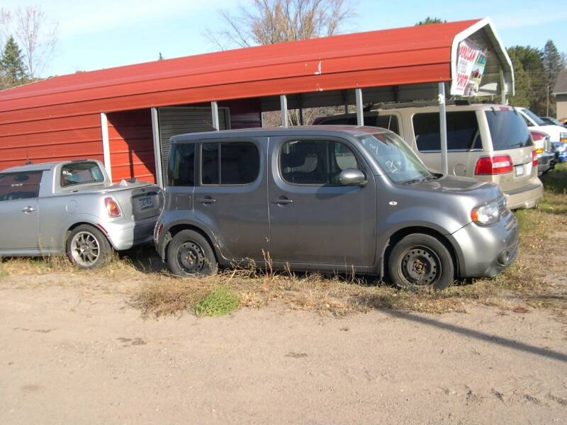 2010 Nissan cube for sale at D & T AUTO INC in Columbus MN