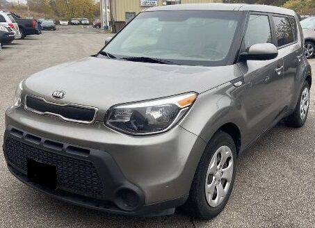 2014 Kia Soul for sale at KRIS RADIO QUALITY KARS INC in Mansfield OH