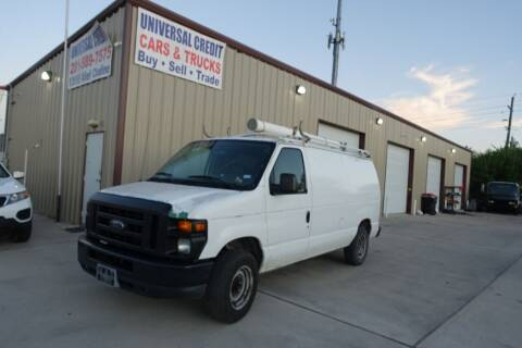 2008 Ford E-Series Cargo for sale at Universal Credit in Houston TX