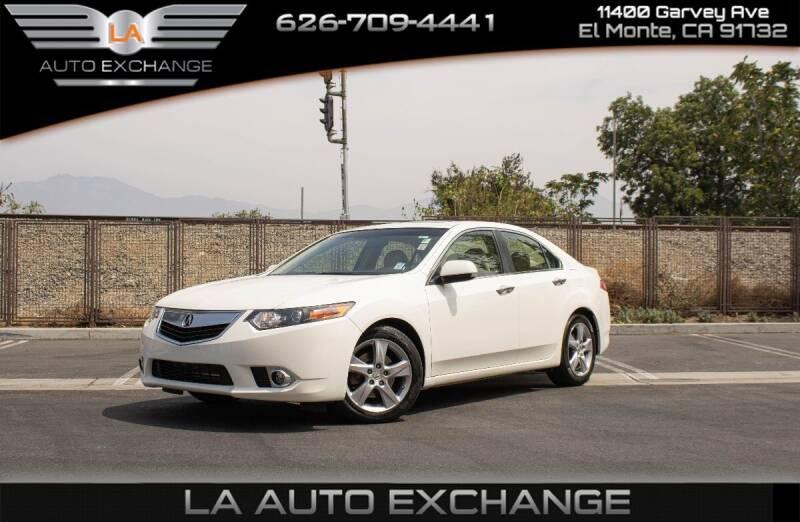 2011 Acura TSX for sale in El Monte, CA