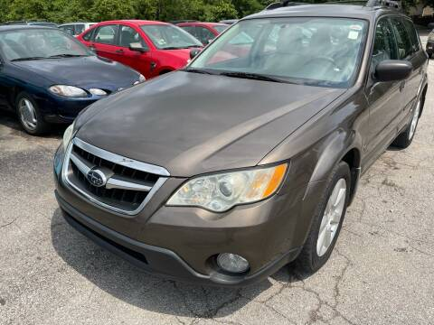 2008 Subaru Outback for sale at Best Buy Auto Sales in Murphysboro IL
