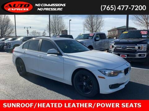 2015 BMW 3 Series for sale at Auto Express in Lafayette IN