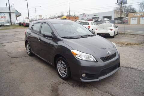 2011 Toyota Matrix for sale at Green Ride Inc in Nashville TN