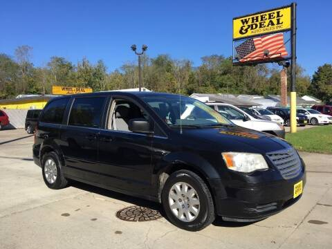 2009 Chrysler Town and Country for sale at Wheel & Deal Auto Sales Inc. in Cincinnati OH