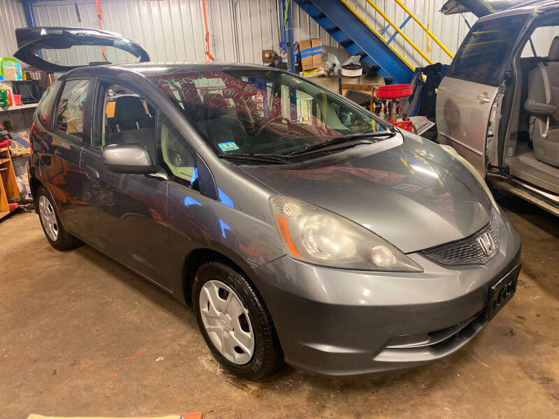 2012 Honda Fit for sale at White River Auto Sales in New Rochelle NY