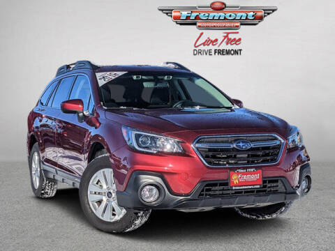 2019 Subaru Outback for sale at Rocky Mountain Commercial Trucks in Casper WY