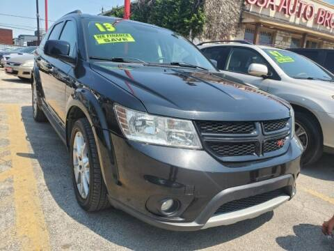 2013 Dodge Journey for sale at USA Auto Brokers in Houston TX