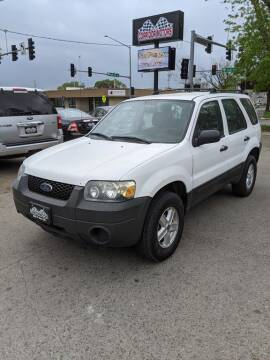 2006 Ford Escape for sale at Corridor Motors in Cedar Rapids IA