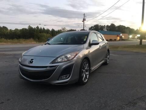 2011 Mazda MAZDA3 for sale at CAR STOP INC in Duluth GA