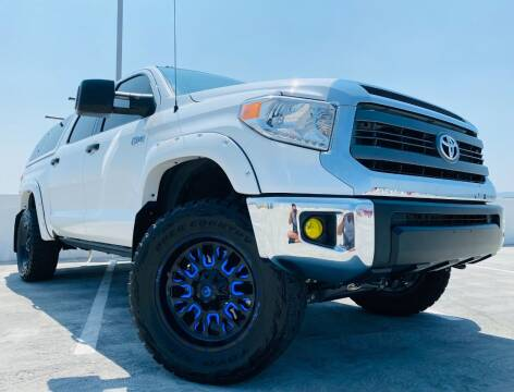 2014 Toyota Tundra for sale at Bay Cars R Us in San Jose CA