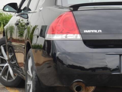 2008 Chevrolet Impala for sale at Moto Zone Inc in Melrose Park IL
