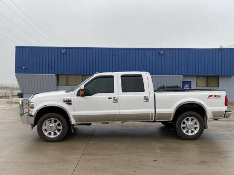 2010 Ford F-350 Super Duty for sale at HATCHER MOBILE SERVICES & SALES in Omaha NE
