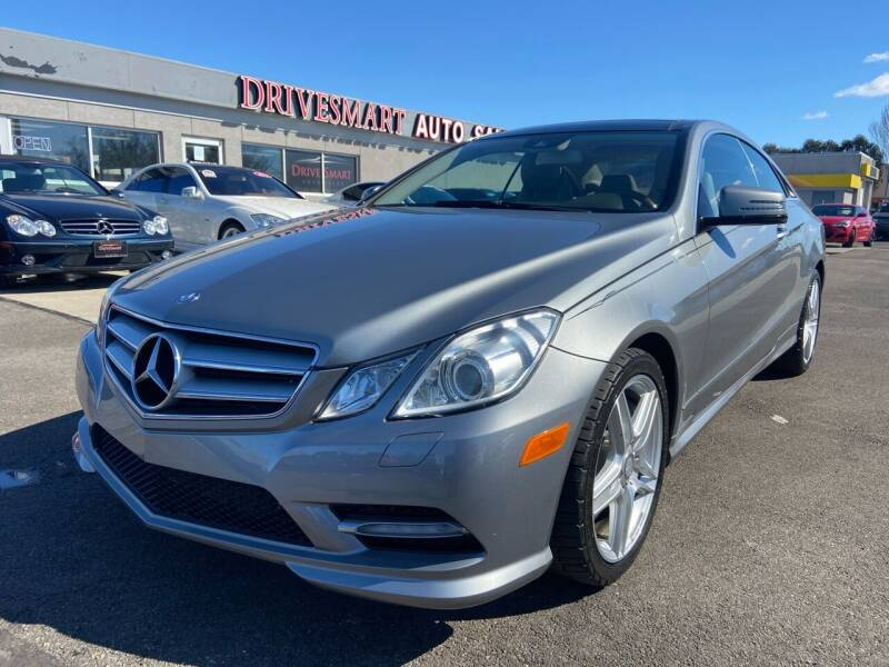 2013 Mercedes-Benz E-Class for sale at DriveSmart Auto Sales in West Chester OH