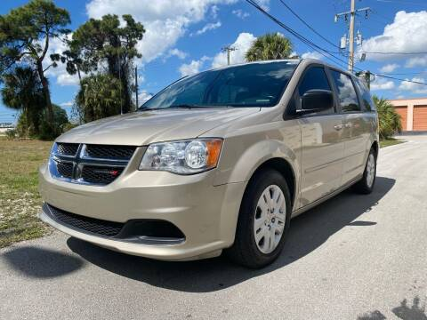 2015 Dodge Grand Caravan for sale at American Classics Autotrader LLC in Pompano Beach FL