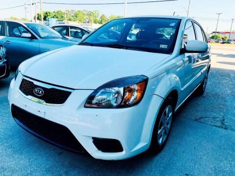 2011 Kia Rio5 for sale at Auto Space LLC in Norfolk VA